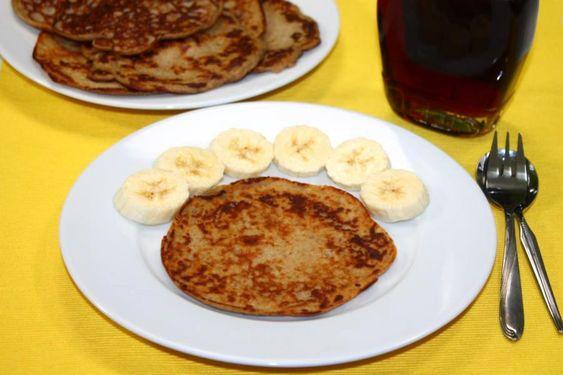 Low-Carb Pancakes Rezept