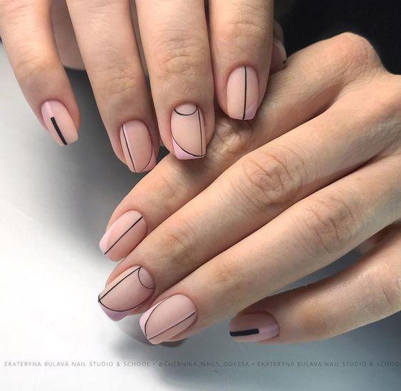 2020 Nail Art Design Ideas In 2020 Diy Nails Stylish Nails Diy Nail Designs