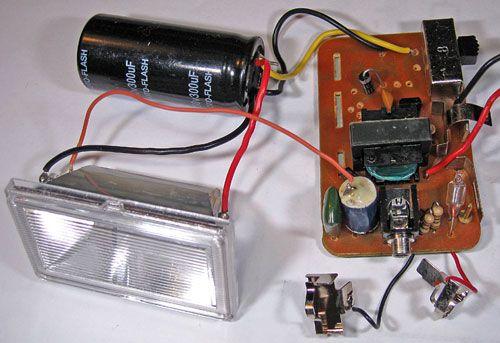 Camera High Voltage Flash Circuit Flasor Devresi Camera Flash Circuit Canon Flash Kodak Flash Electronics Projects Circuit Camera Flash