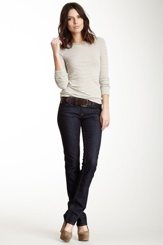 Carly Straight Leg Jean  JeanWomen #Pants