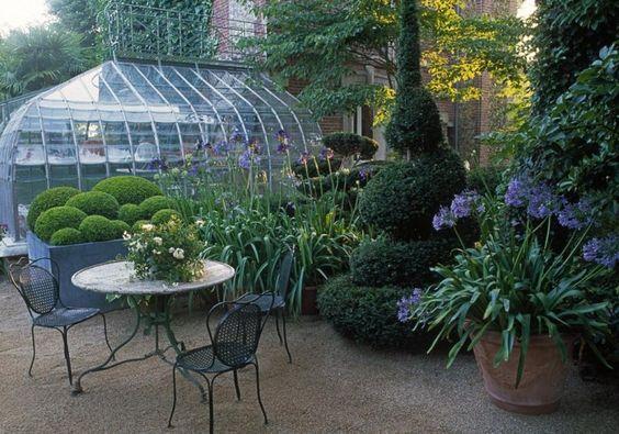 Les jardins agapanthe grigneuseville normandie for Alexandre jardin le roman des jardin