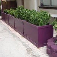 Planter Boxes-Download free plans for building planter boxes