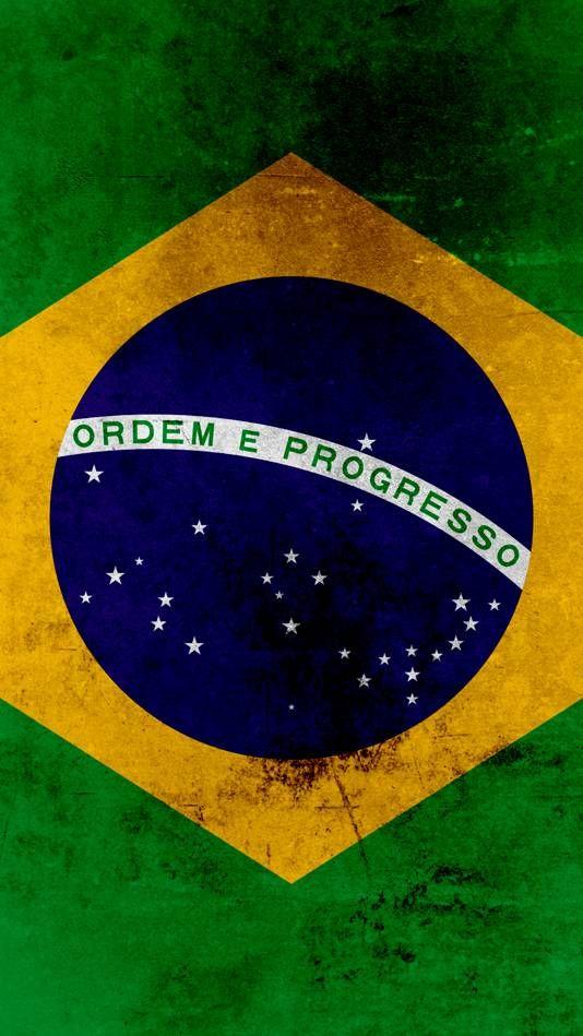 Brasil Flag In 2019 Brazil Wallpaper Brazil Flag Brazil
