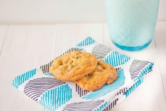 Caramel Toffee Cookies