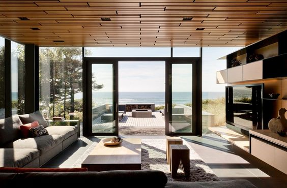 Private Retreat by Boora Architects 360 House