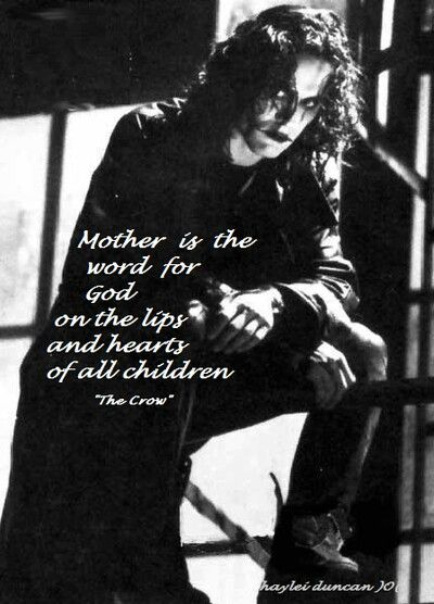 """""""The Crow"""" 