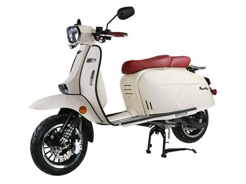 2020 Genuine Scooters Grand Tourer 150 In Plano Texas Motorcycles For Sale Scooter Four Stroke Engine