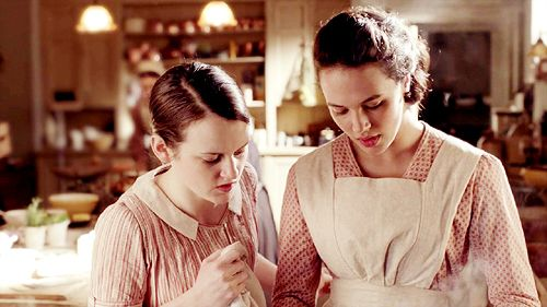 Daisy and Sybil.