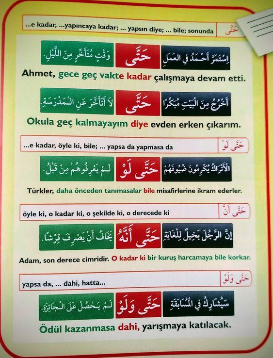 #Arapça #edatları