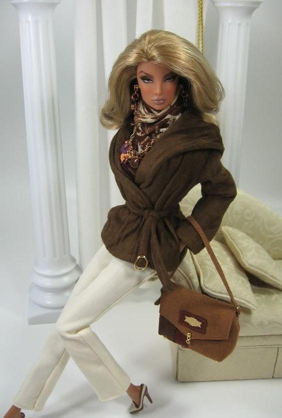 Sorrel for Fashion Royalty Dolls