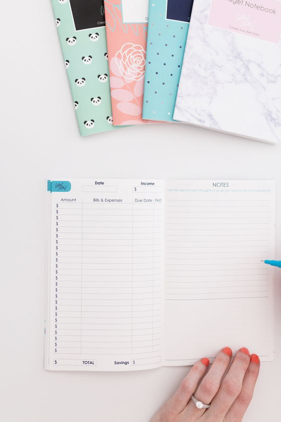 Start with Budget Planning