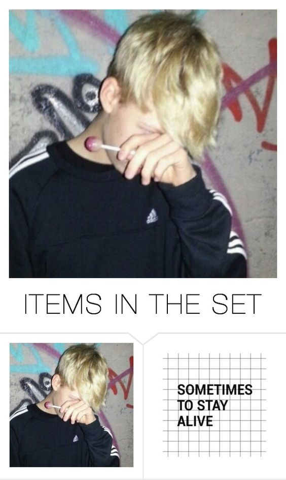 """""""♡ DAMN YOUR KISS AND THE AWFUL THINGS YOU DO. ♡"""" by bloodypoetry ❤ liked on Polyvore featuring art"""