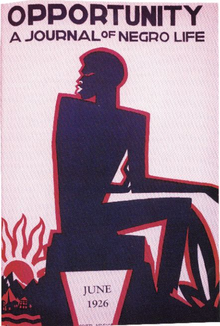 Cover art by Aaron Douglas