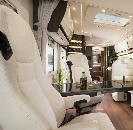 Concorde Reisemobile GmbH - Ausstattung