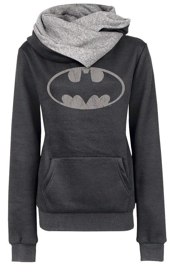 Emp Online Batman Hooded Sweatshirt