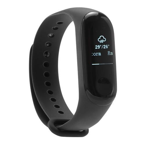 Original Xiaomi Mi Band 3 Smart Bracelet 0 78 Oled Touch Screen 5atm Water Resistant Sports Fitness Tracker Reject P Smart Bracelet Wearable Device Smart Band