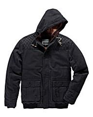 Jacamo Tofino Hooded Bomber Jacket