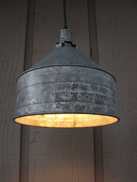 Pendant lights pendants and rustic on pinterest for Farmhouse pendant lighting fixtures