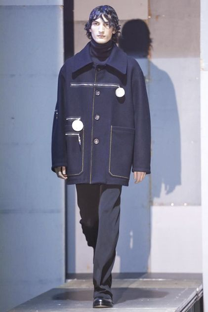 Raf Simons Menswear Fall Winter 2015 Paris