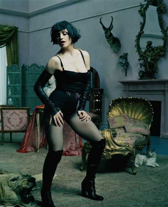 Re-Invention Tour Photoshoot by Steven Klein - 2004
