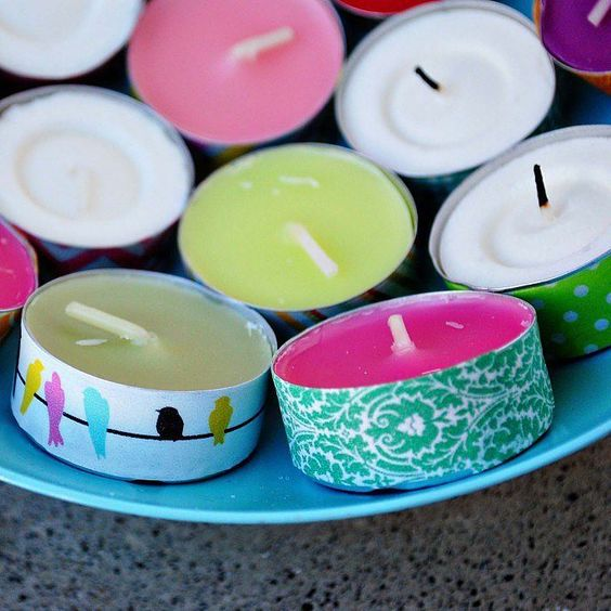 11 washi tape decorating ideas click the link in our profile! (Via @thebensonstreet)