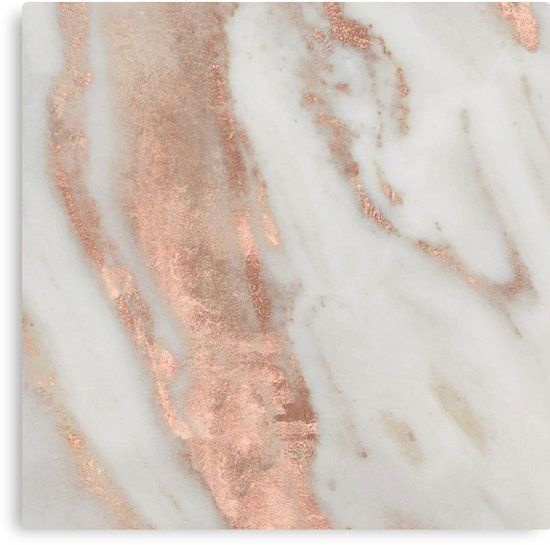 Marble Rose Gold Shimmery Marble By Naturemagick Gold Marble