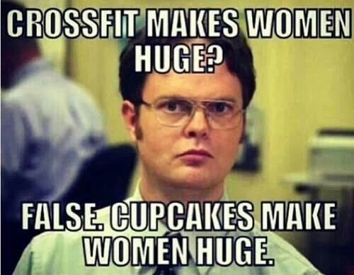 Good thing I don't eat cupcakes ;)