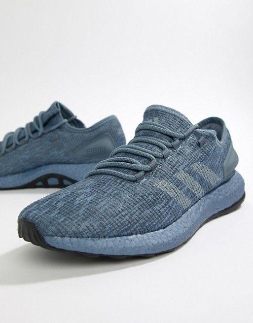 Adidas Running PureBoost trainers in