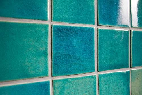 Handmade Old English Tiles from Pataki Tiles. Would love these for a shower (or darker for the fireplace).