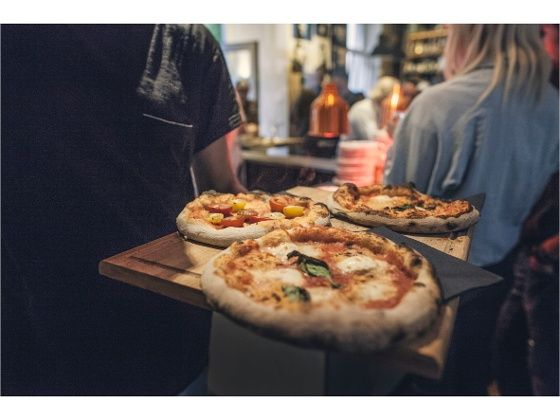 JILL Pizza