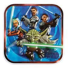 Clone Wars Cake Decoration Pop Top http://partyzone.com.au/boys-party-themes-star-wars-party-supplies-biggest-range-c-228_335.html