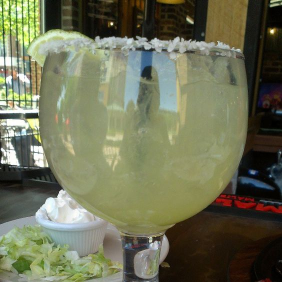 Happy Hour Part 1 courtesy of Lava Cantina Baton Rouge....#5Stars#