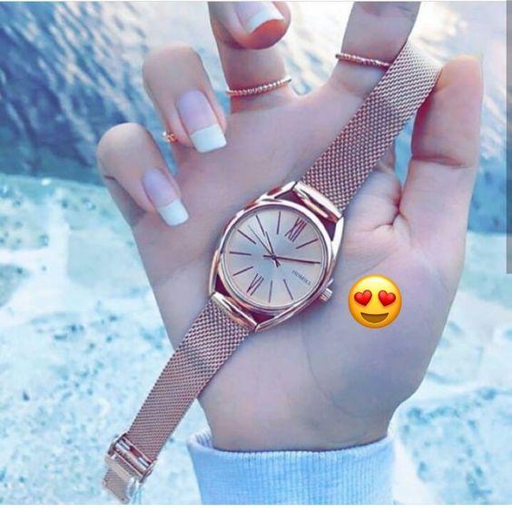 صور مميزة Beautiful Watches Cute Watches Girls Watches