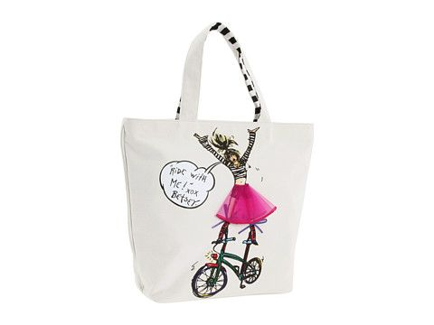 Betseyville Betsey Squared Bike Shopper