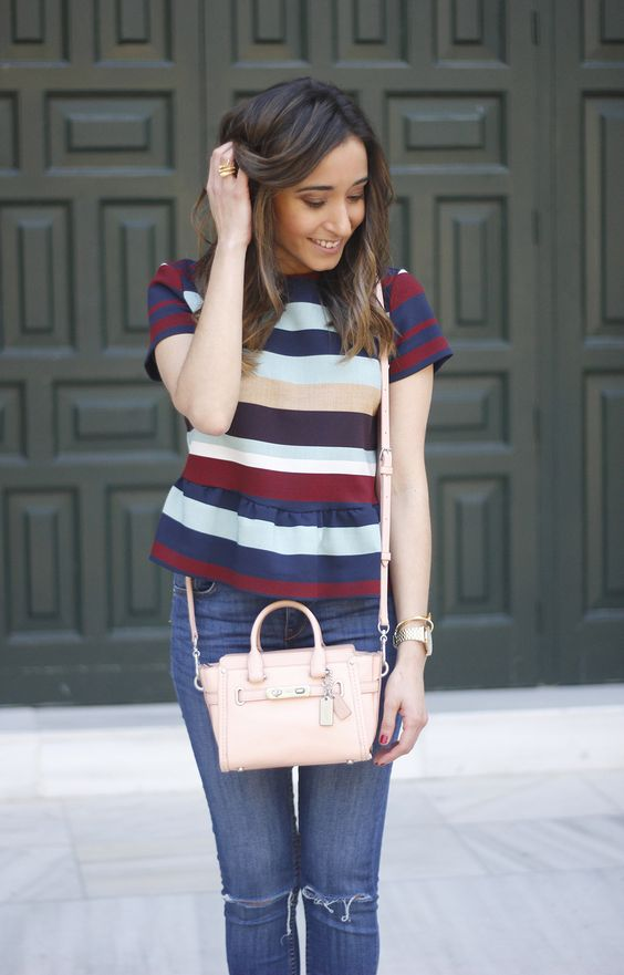 Striped Shirt | BeSugarandSpice - Fashion Blog
