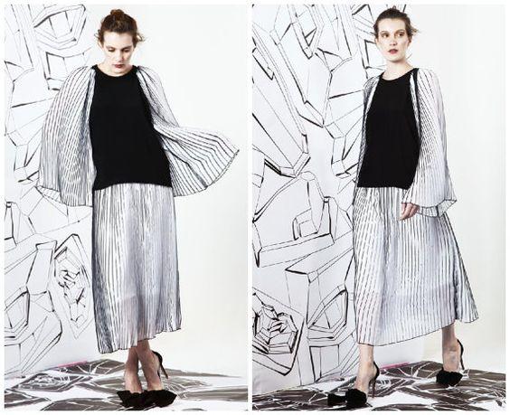 women summer blouselong lengthlong by HerselfStudios on Etsy