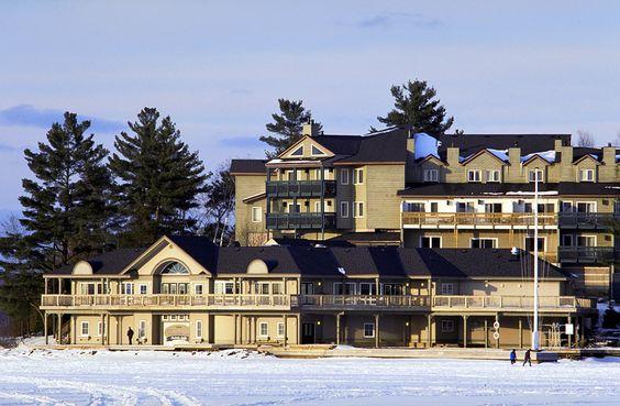 Taboo Resort in Muskoka kicks off winter and holiday package deals