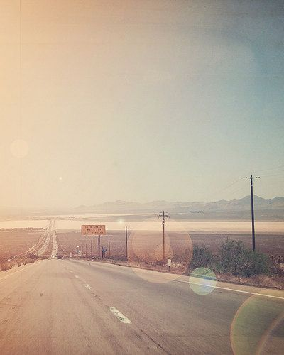 Would really love to get in the car and just take to the open road. Right. Now.