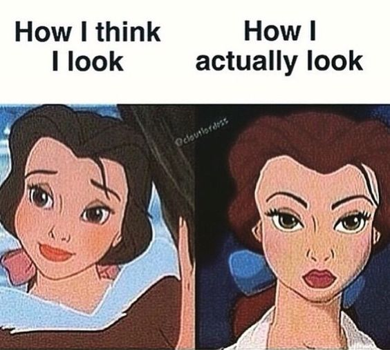 Lol.. This I sooo me! I was told I looked at someone recently with a glare that said I wanted to skin them & roll them around in salt! Haha wasn't even trying to give a bitch face either