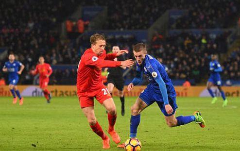 Leicester - Liverpool. Sốc Vì 3 Cú Đấm Liên Tiếp: