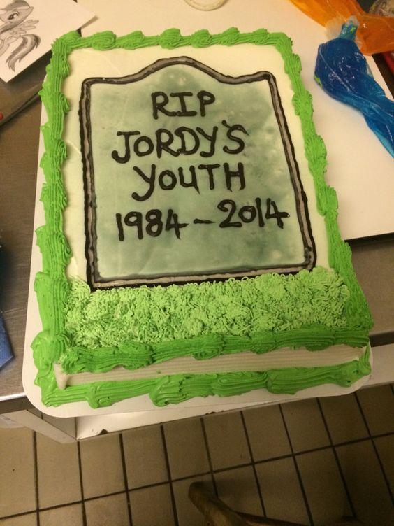 Tomb cake