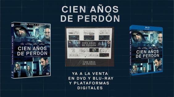 Consigue DVD, BD y 2 storyboards de CIEN AÑOS DE PERDÓN.