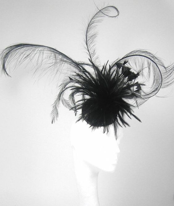 because less is never more in hats!  Looks like a Birdelini hat!