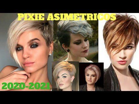 Cortes Asimetricos Mujer 2021