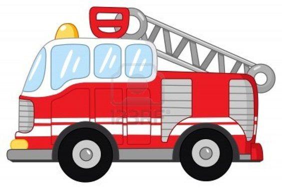 Feuerwehrauto Stockfoto - 10740269