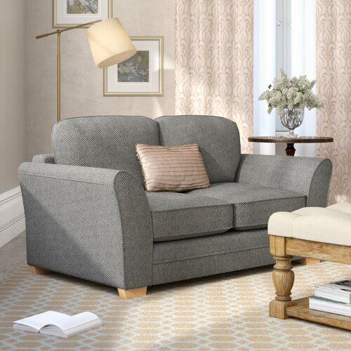 Arya 2 Seater Sofa Zipcode Design Upholstery Grey Scatter Cushions Included No In 2020 Sofa Set Sofa Design Sofa Set Designs