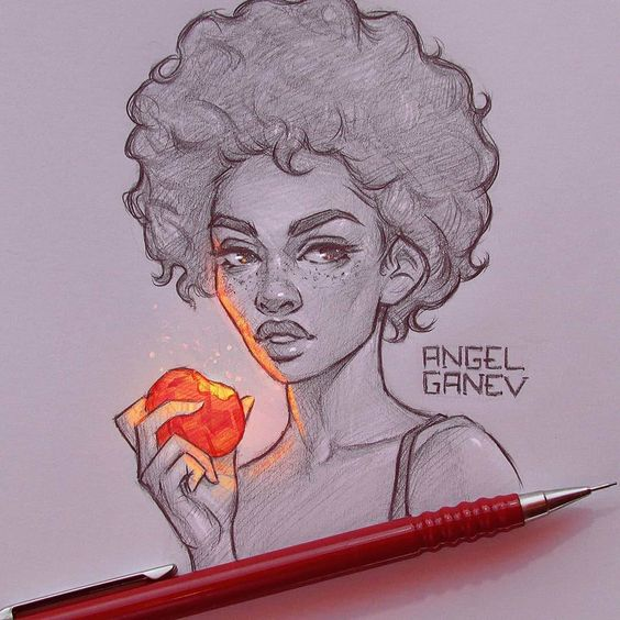 Angel Ganev e suas ilustrações com incríveis efeitos de iluminação - As ilustrações de Angel Ganev são criadas com uma técnica incrível de iluminação, parecendo até mesmo emitir luz própria. Confira!