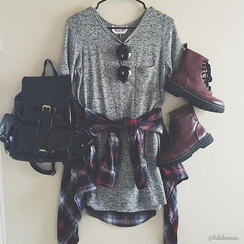 outfits: