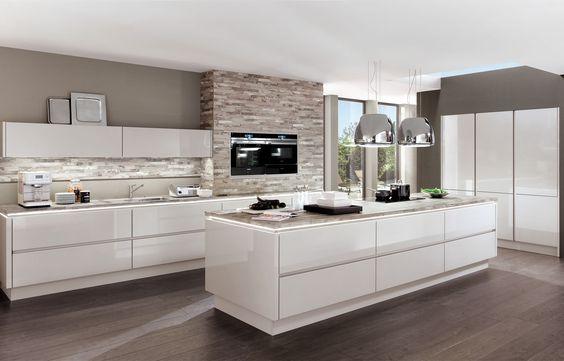 nobilia Küchen - kitchens - nobilia | Produkte