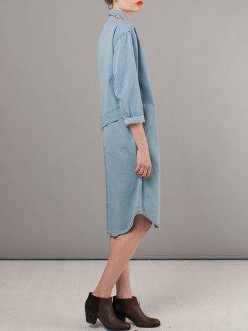 Rosemead Dress, Wood Wood.